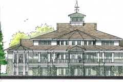 Iron Horse Club House concept
