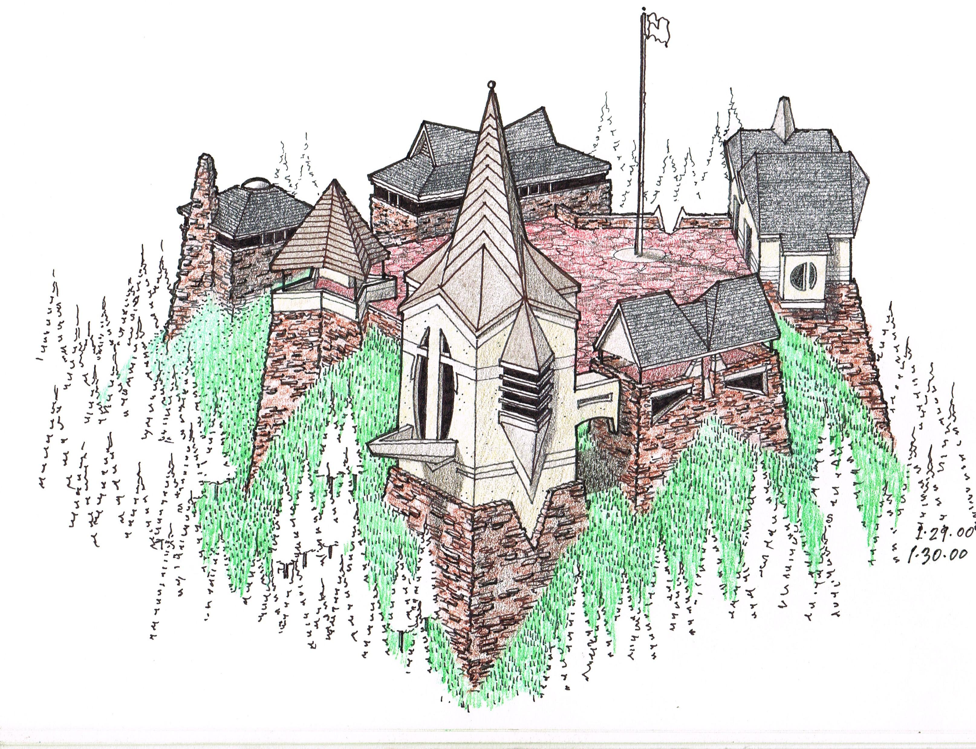 House concept - Hilltop group
