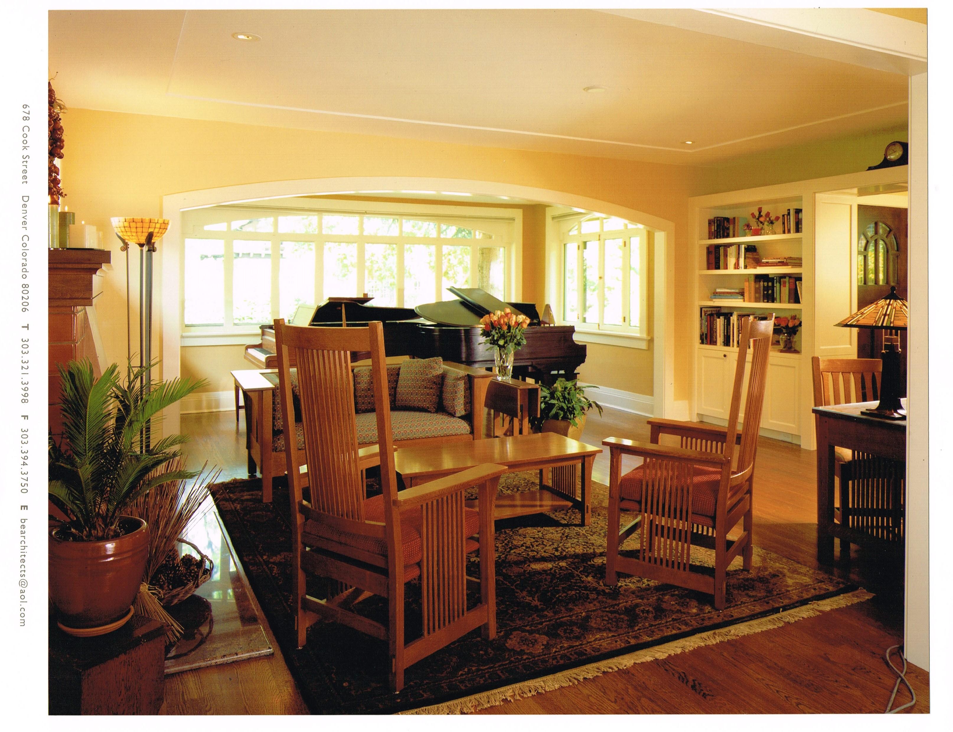 BEA Living room